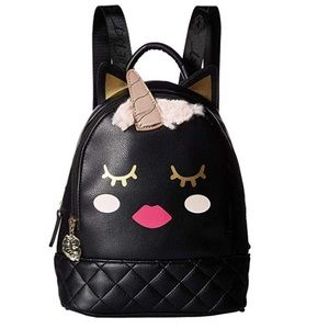 Betsey Johnson Bags - 🛍 Luv Betsey® Jazzy Kitch Unicorn Backpack
